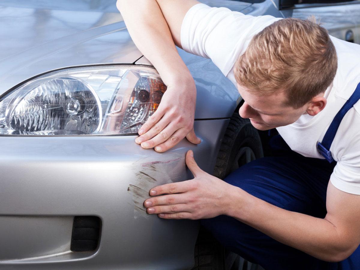 Bumper Repair Near Oakwood