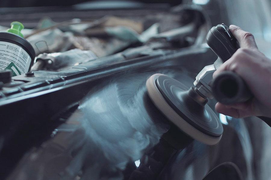 Chevrolet Fender Repair Service