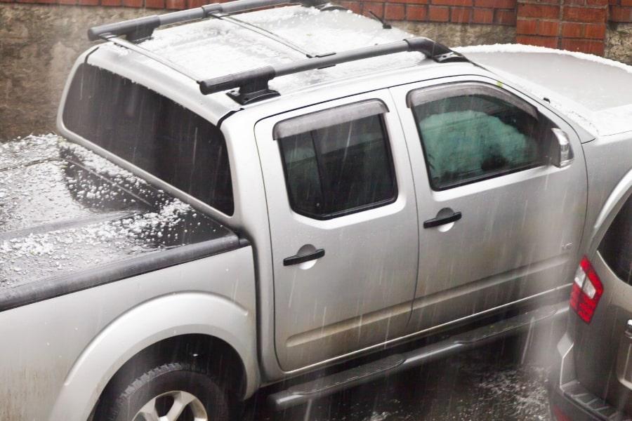 Hail Damage Repair Services