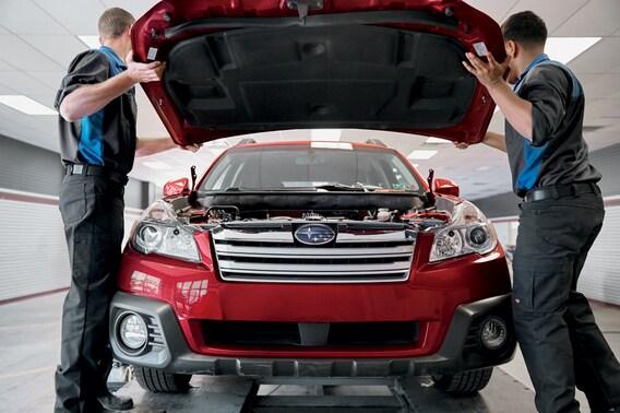 Subaru Collision Center