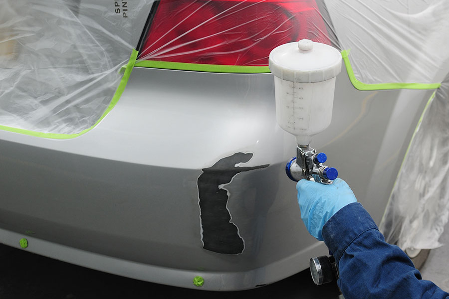 Auto Body Paint Jobs Near Flowery Branch, GA