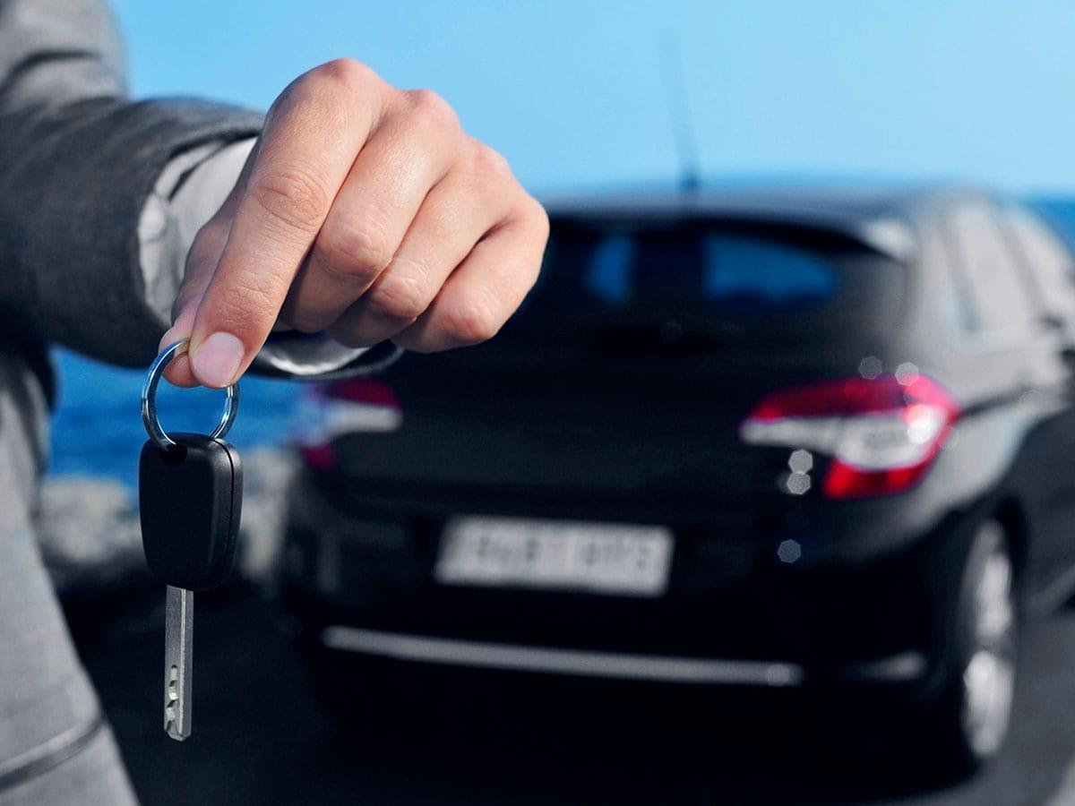 Oxmoor Collision Enterprise Rent-a-Car