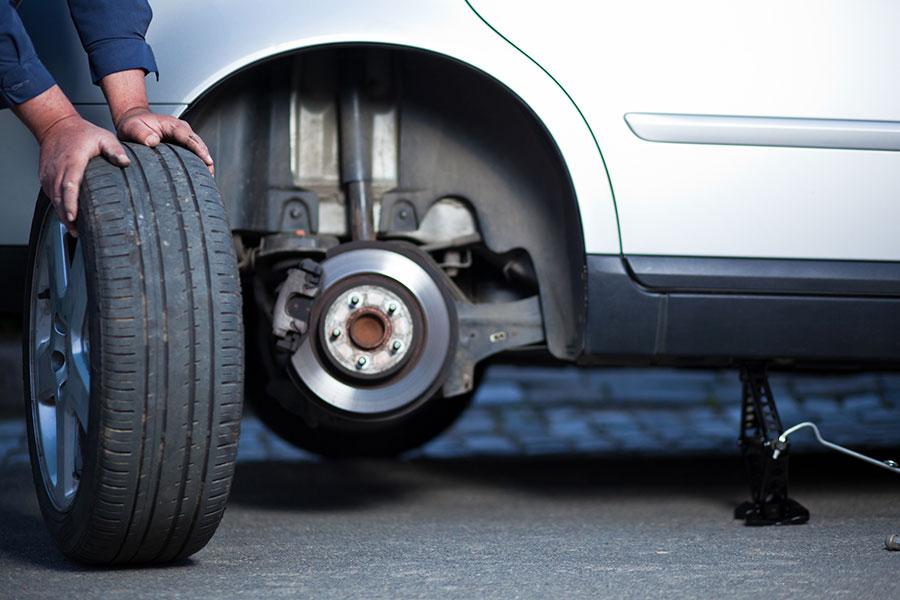 Wheel Repair Service