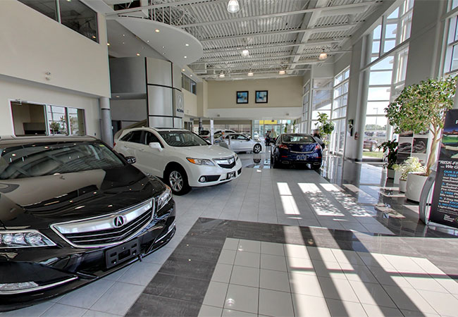 Crown Acura Dealership
