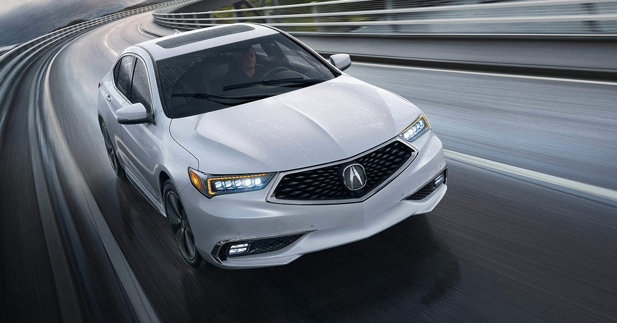 Acura Loaner Car Special Coupon