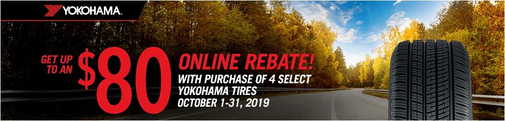 Yokohama Tire Special