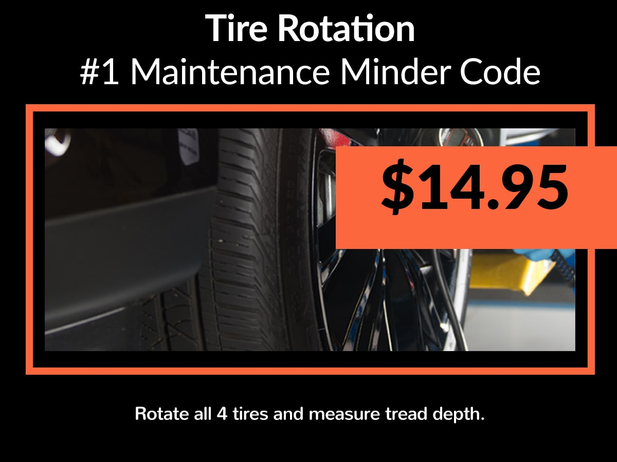 Acura Tire Rotation Service Special Coupon