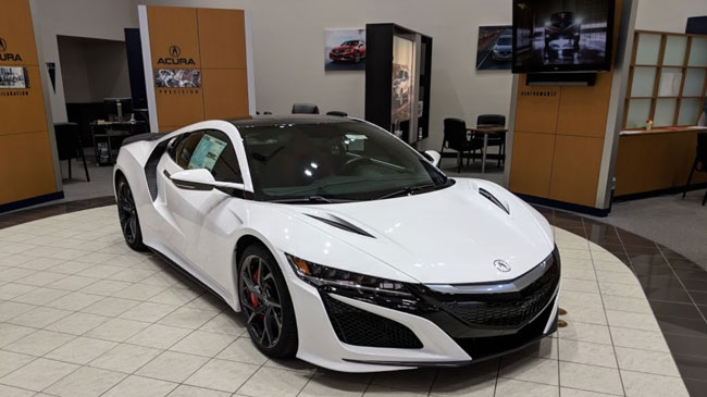 Mile High Acura Service