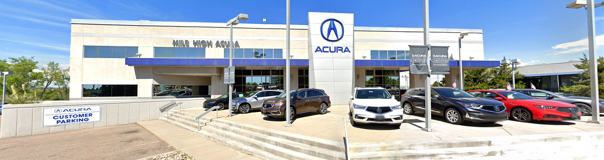 Mile High Acura Dealership & Service Center