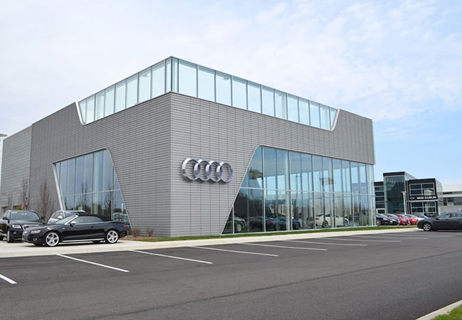 MAG Audi Dublin Dealership