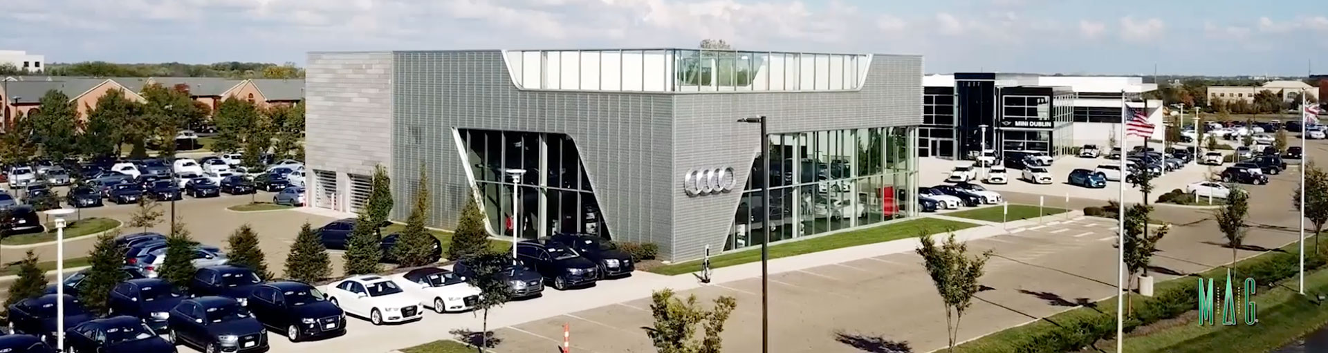 MAG Audi Dublin Service Department