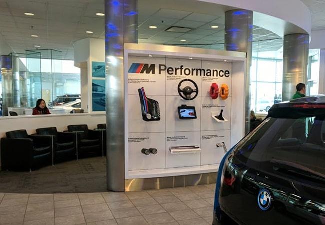 M Performance Parts