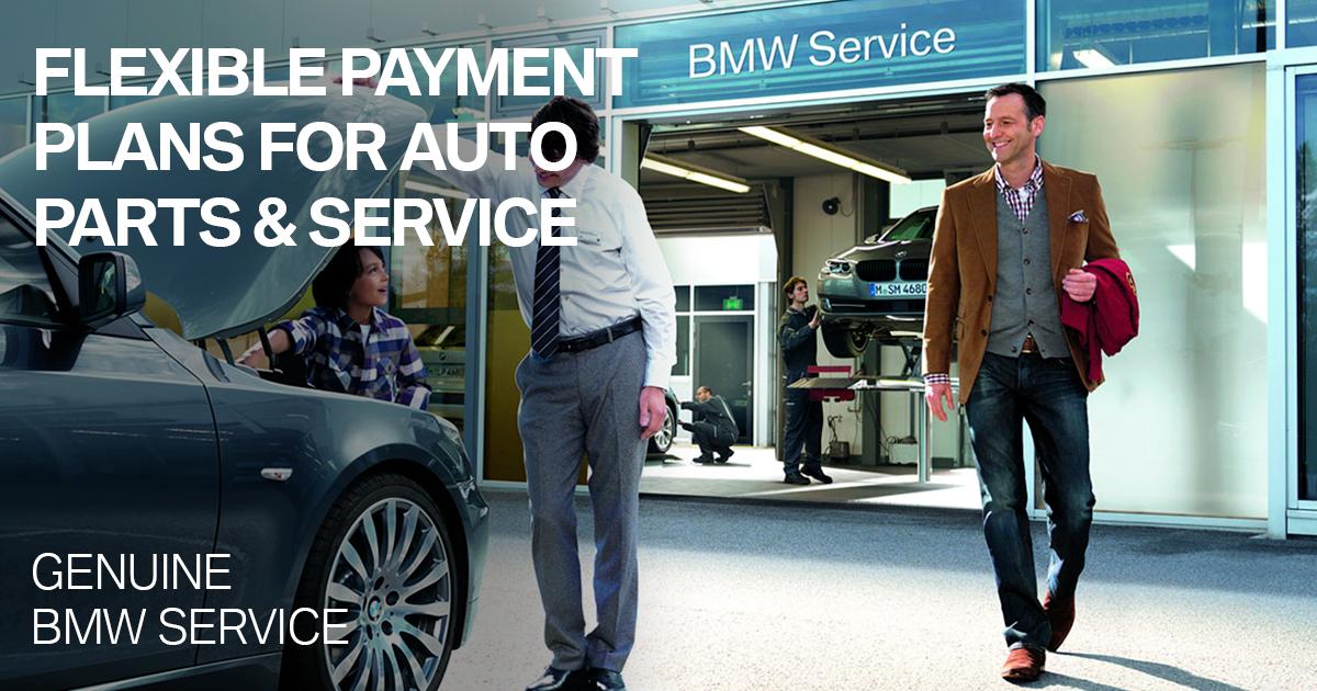 BMW Flexible Payment Plans Service Special Coupon
