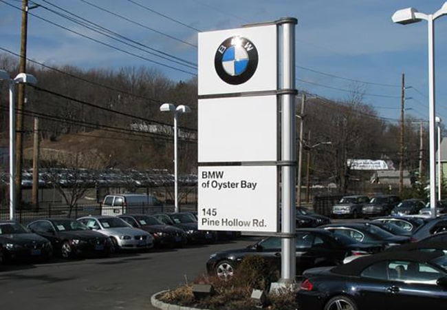 BMW of Oyster Bay Dealership