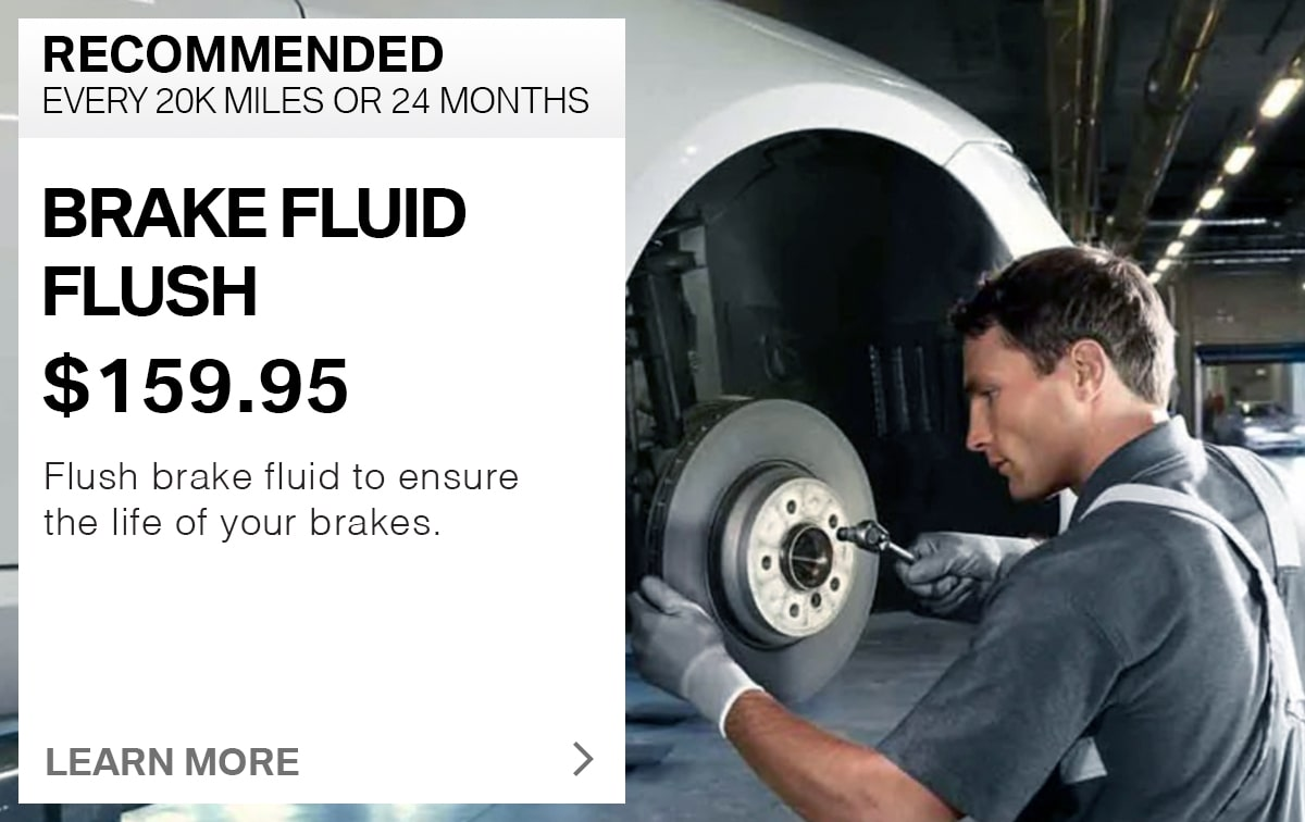 BMW Brake Fluid Flush Service Special Coupon