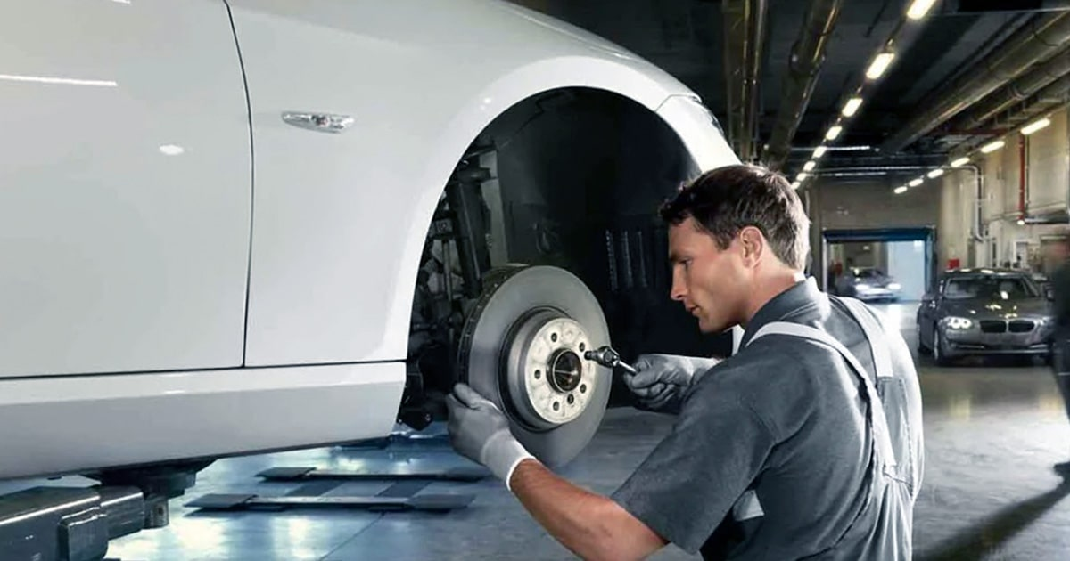 BMW Brake Pad Replacement Service Special Coupon