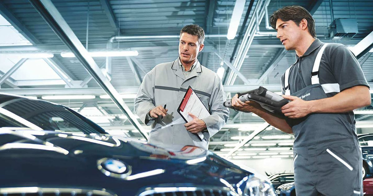 BMW  Multi-Point Inspection Service Special Coupon