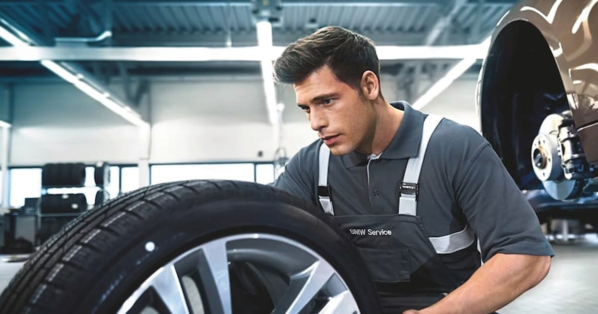 BMW Tire Rotation Service Special Coupon