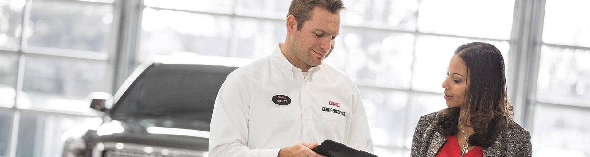 Cutter Buick GMC Service Specials