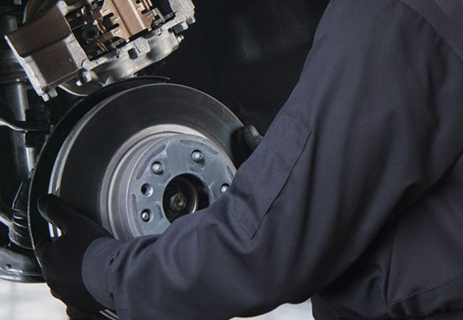 Cutter Buick GMC Brake Service