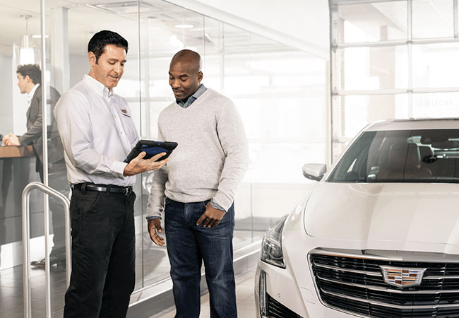 Knowledgeable Service Advisors