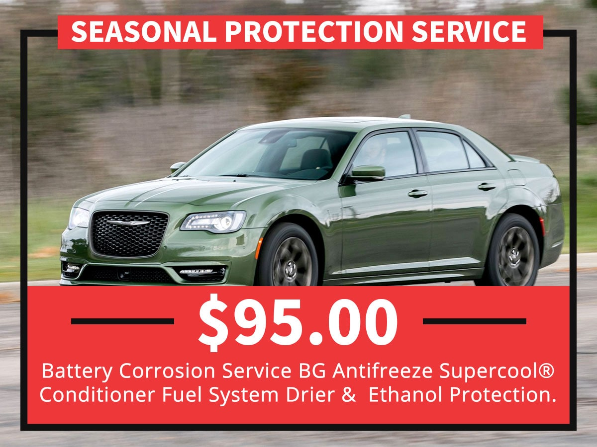 Seasonal Protection Service Special
