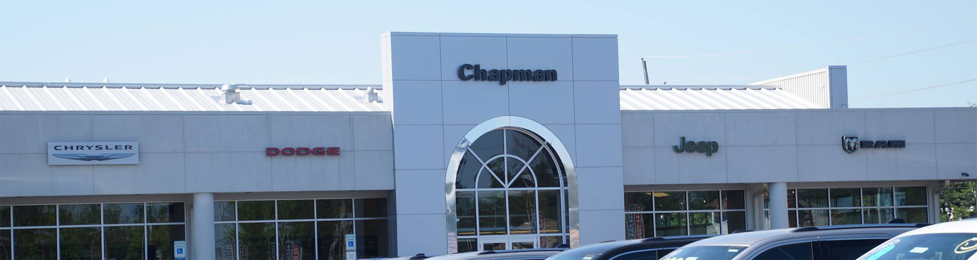 Chapman CDJR Collision Center