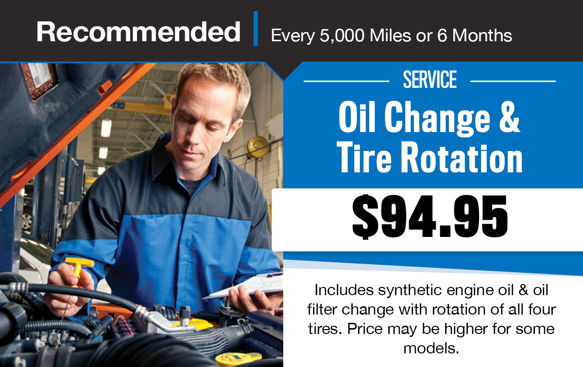 CDJR Full Synthetic Oil Change Service Special Coupon