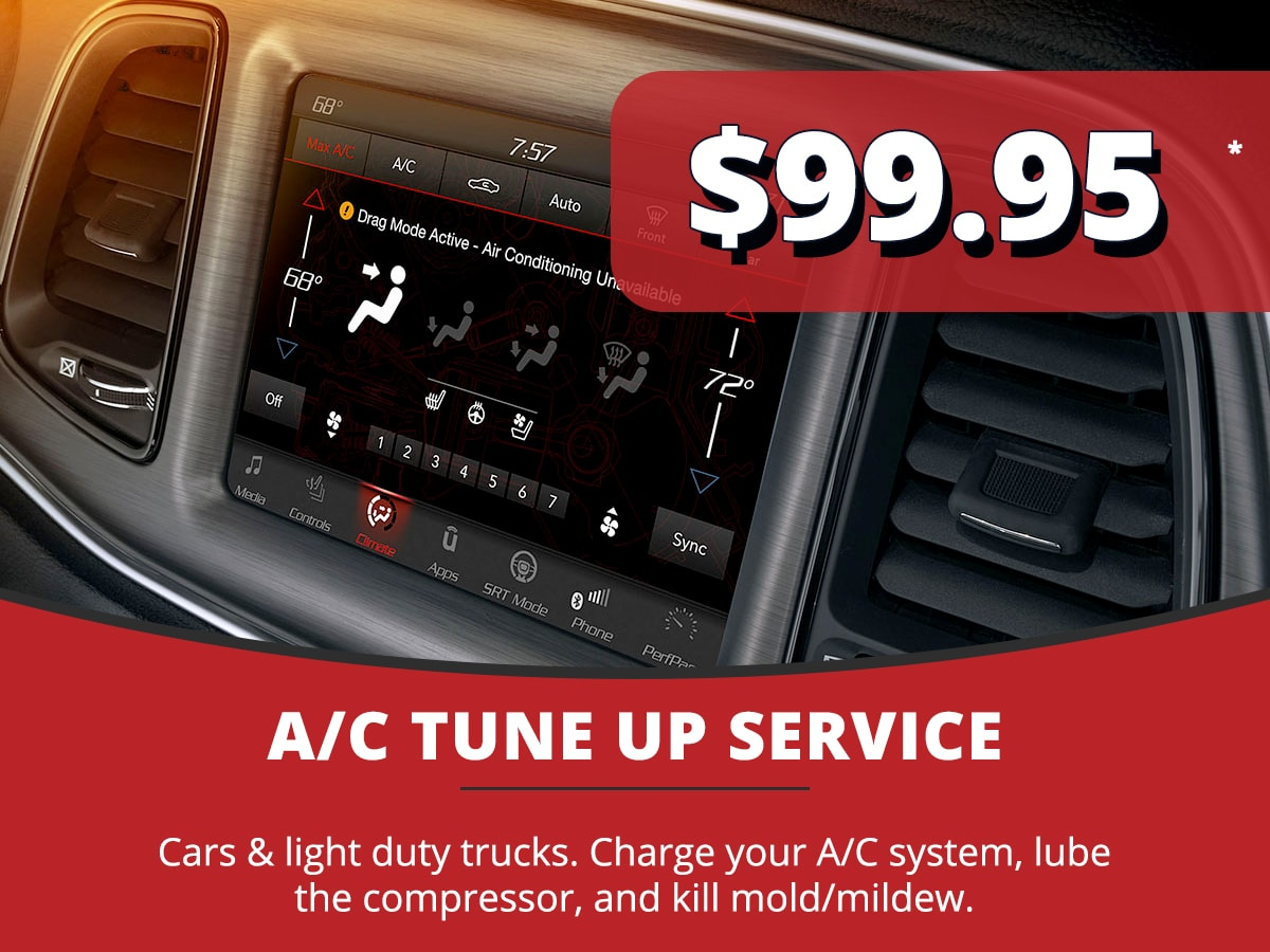 A/C Tune Up Service Coupon