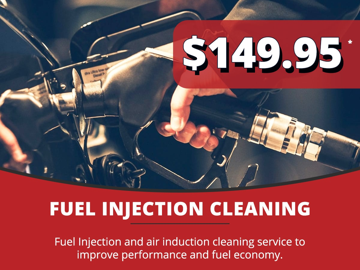 Fuel Injection Cleaning Service Coupon