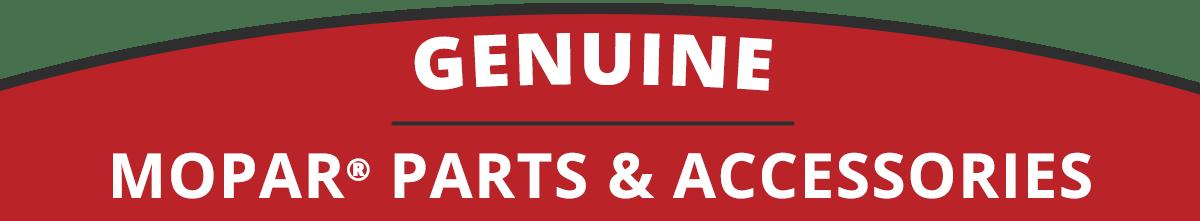 Genuine Mopar Parts & Accessories Interval