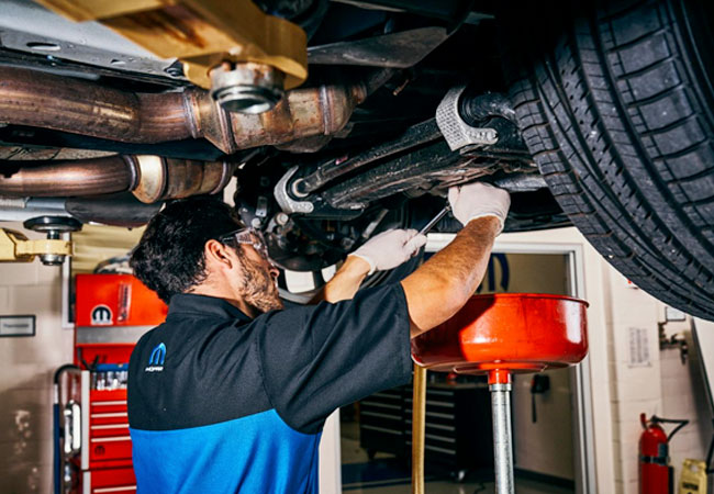 MOPAR Maintenance & Repairs