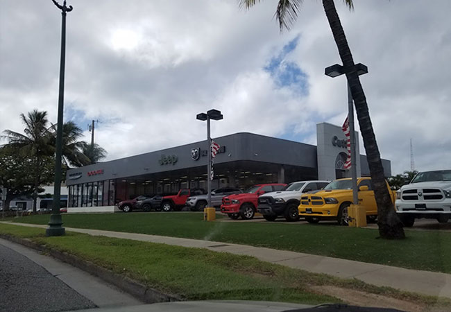 Cutter CDJR Dealership