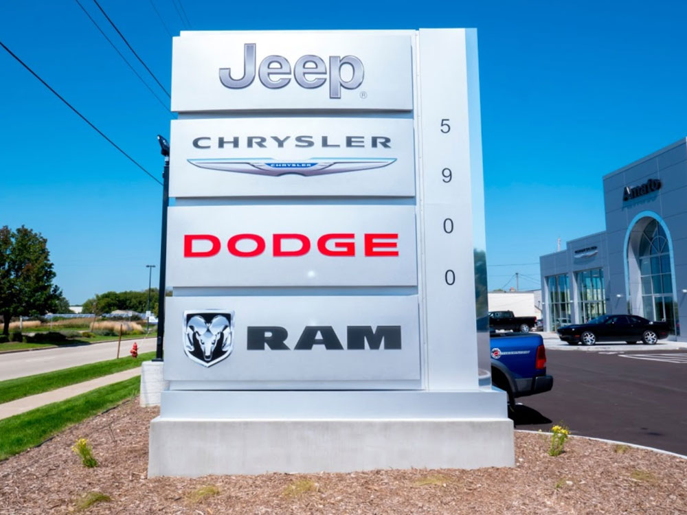 John Amato Chrysler Dodge Jeep Ram Amenities