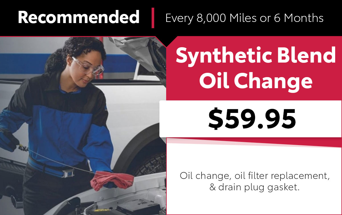 Mopar Synthetic Blend Service Special Coupon