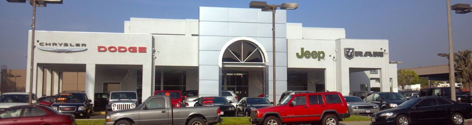 Monrovia Chrysler Dodge Jeep Ram Service Department