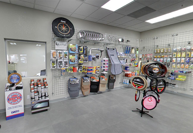 Monrovia CDJR Parts Department