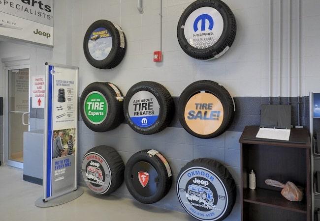 Mopar Tires