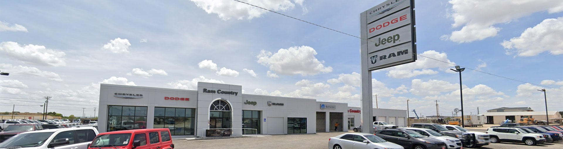 Ram Country Fort Stockton Service and Parts Special Coupons