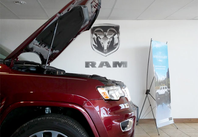 Ram Country Mineral Wells Showroom