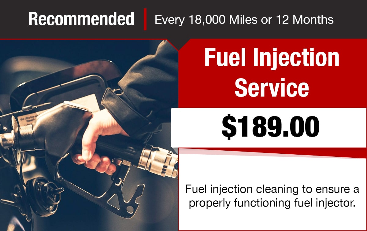 Chrysler Jeep Dodge Ram Fuel Injection Service Special Coupon