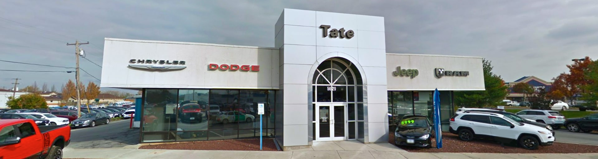 Tate Chrysler Jeep Dodge Frederick Service Specials
