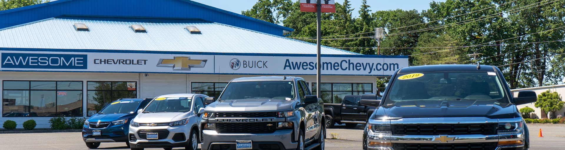 Awesome Chevrolet Buick Service Department