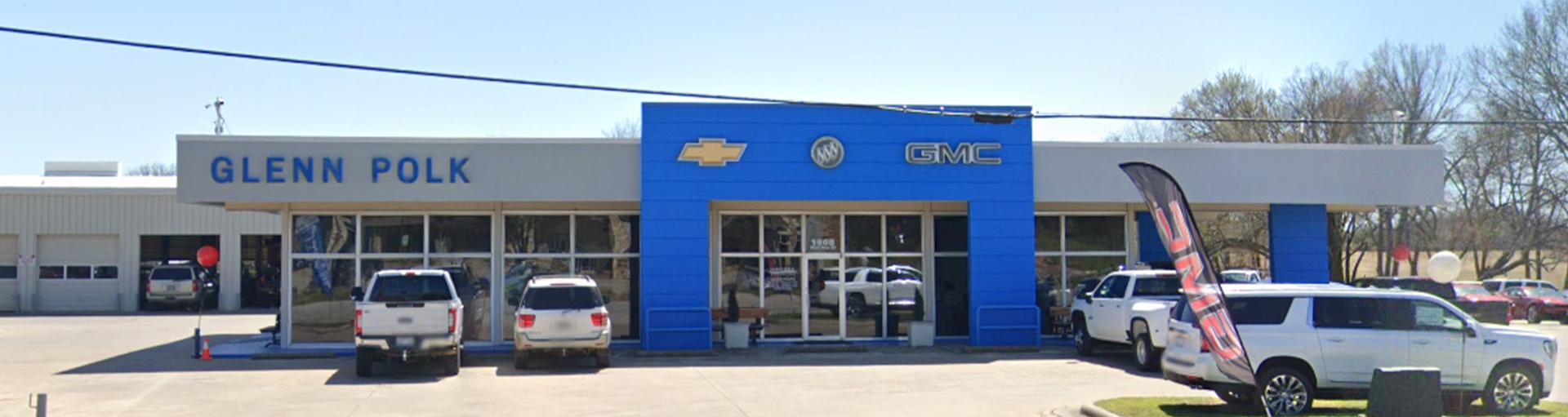 Glenn Polk Chevrolet Buick GMC Service Specials
