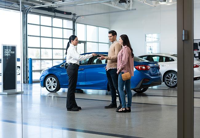 Chevrolet Service Advisors