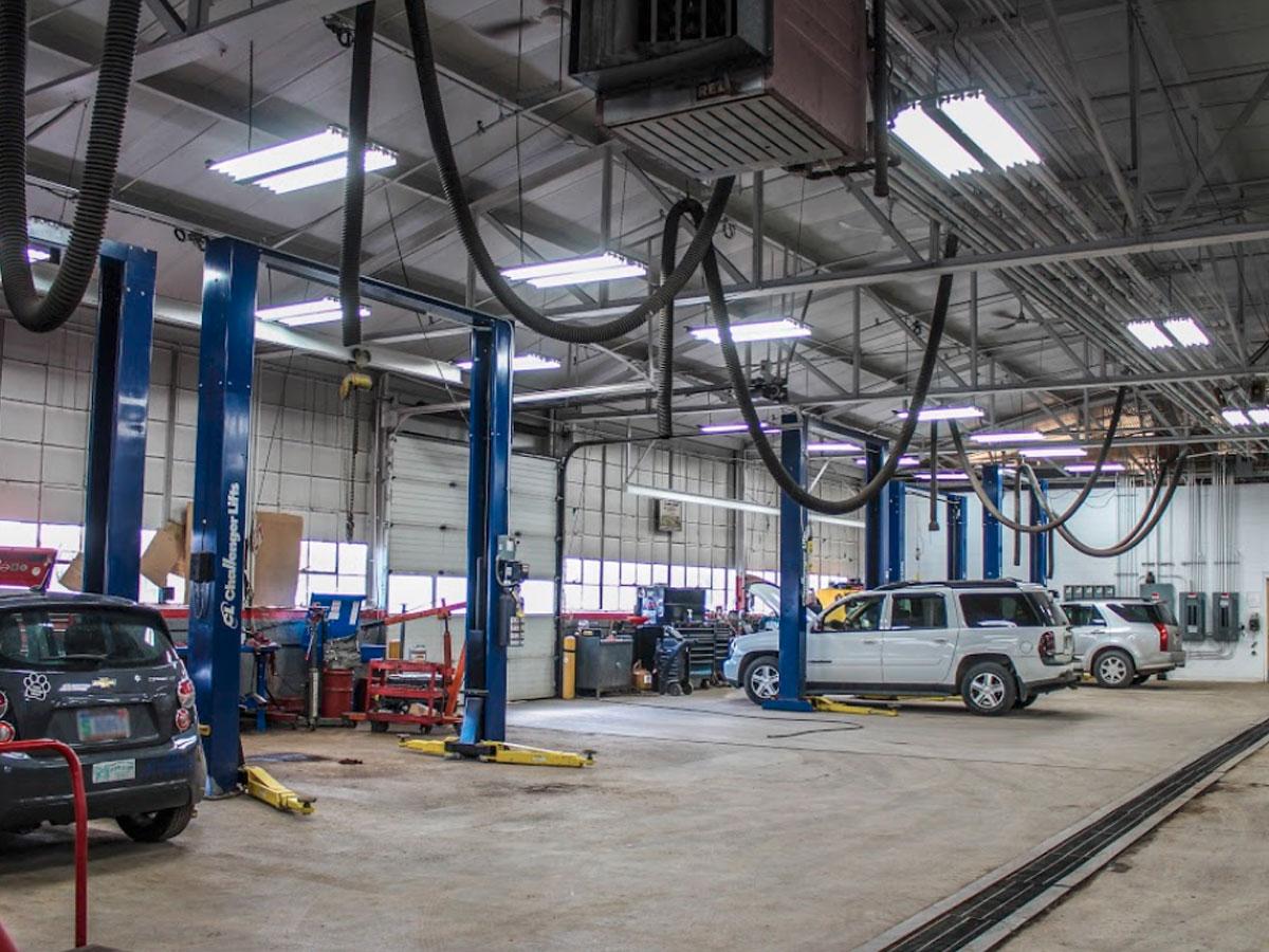 Chevrolet Service In Lansing Mi Feldman Chevrolet