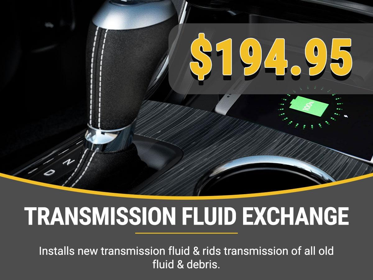 Chevrolet Transmission Fluid Flush In Lansing Mi Feldman