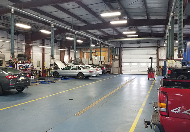 Raceway Chevrolet Service Center