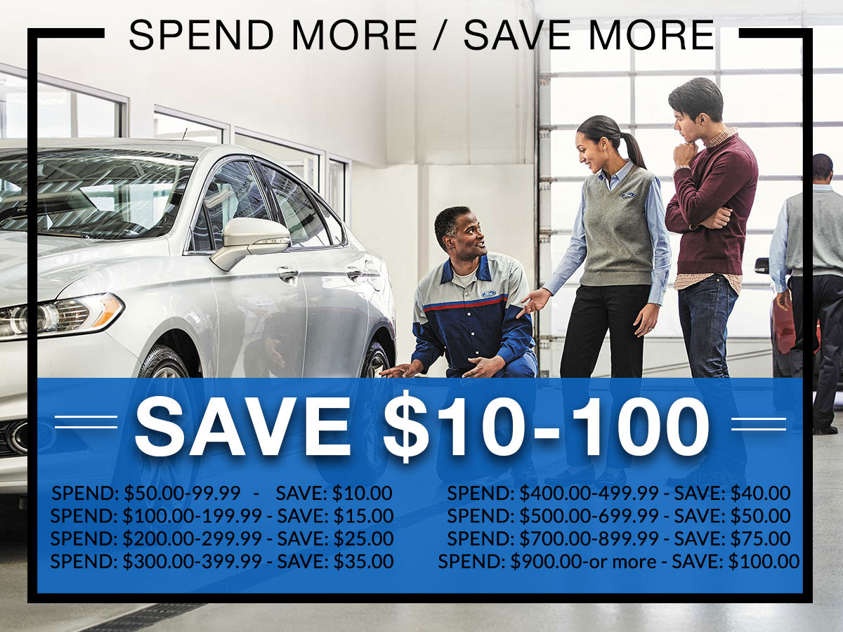 Oil Change Coupons Columbus Ohio >> Germain Ford Service Parts And Special Coupons In Columbus Oh