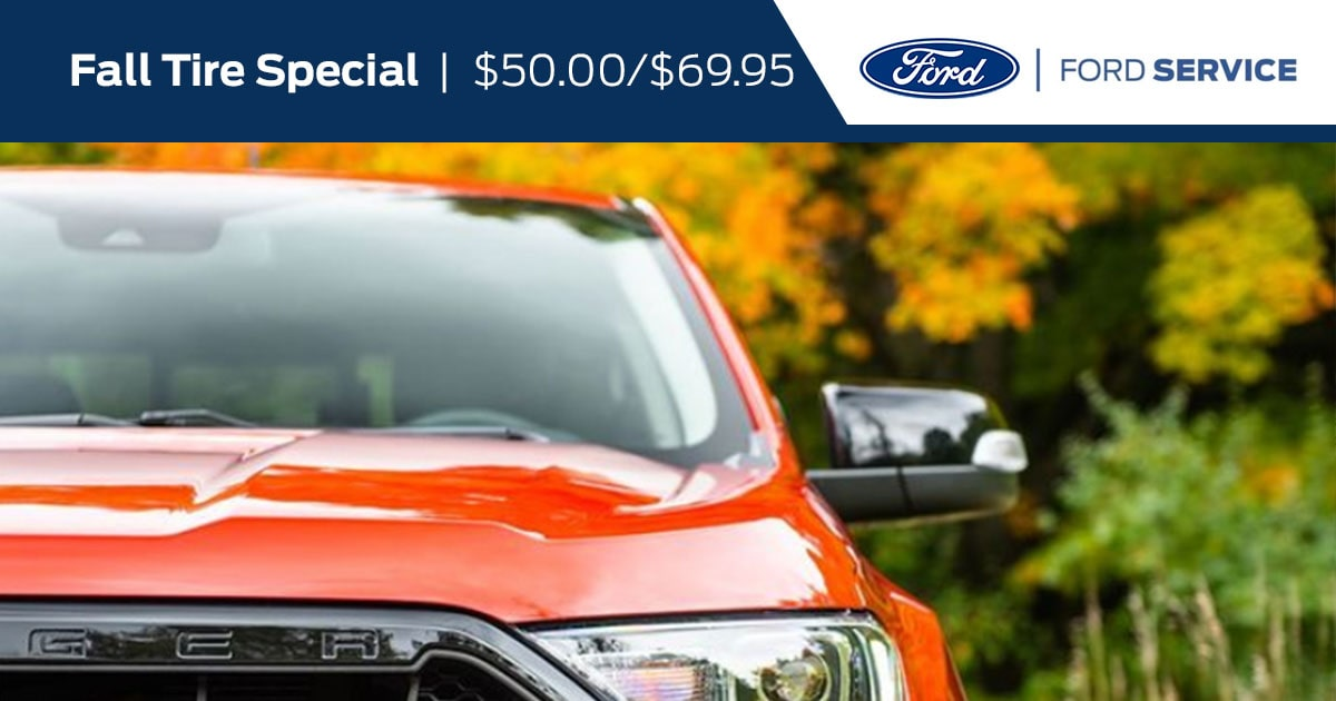 Ford Four Wheel Alignment Service Special Coupon